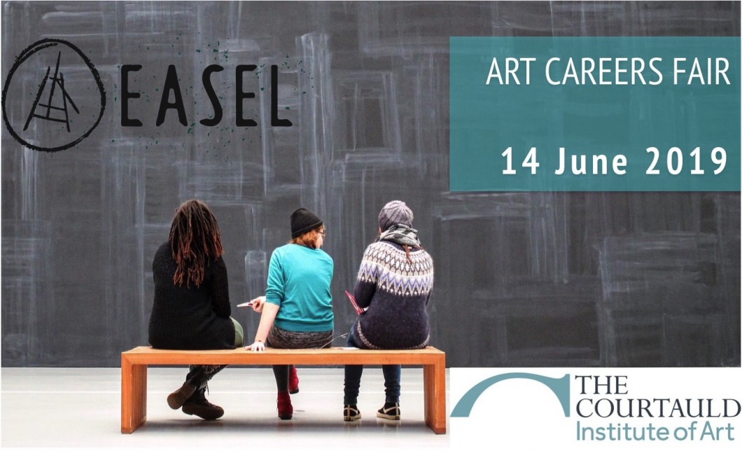 Graphic Easel Careers Fair 2019